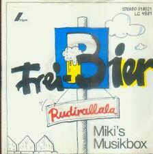 """7"""" Miki´s Musikbox/Freibier"""