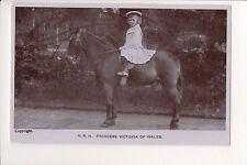 Vintage Postcard Mary, Princess Royal and Countess of Harewood