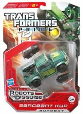Hasbro Transformers Prime Robots in Disguise Deluxe Sergeant Kup 2012