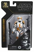 STAR WARS THE BLACK SERIES ARCHIVE LINE CLONE COMMANDER CODY 6""