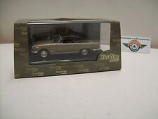 Fiat 2300 S Cabriolet closed, 1962, champagne-metallic, Starline 1:43, OVP