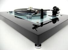 Restaurierter Thorens TD 145 MKII Plattenspieler Turntable ice blue