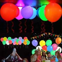 Balloons 48 Pack Light Up PERFECT PARTY Decoration Wedding Kids Birthday Hot