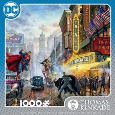Thomas Kinkade Studios Dc Trinity 1000 Piece Ceaco Puzzle