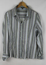 STREET ONE Damen Bluse Größe 44 gestreift