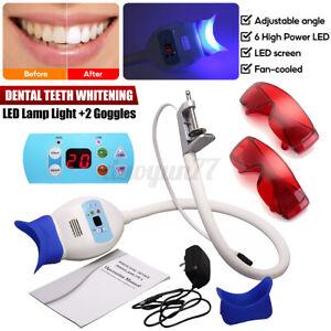 Dental Chair Teeth Whitening Machine Cold Light LED Lamp Bleaching Accelerator