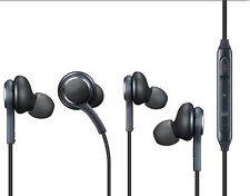New Earphones Mic HEADSET Headphones For Samsung Galaxy S8 + Note 8 S9 Plus