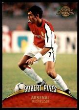Topps Premier Gold 2001 - Arsenal Robert Pirès No.3