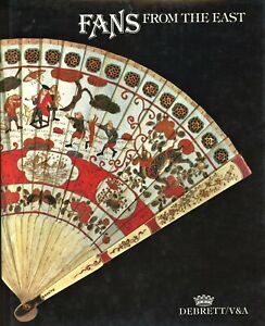 Antique Fashion Ornamental Fans from East and West / In-Depth Illustrated Book