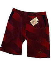 MLB Mens Diagonal Stripe Walking Shorts St Louis Cardinals