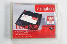 Imation Travan 20GB Preformatted Cartridge For Travan 20GB (TR-5) Brand NEW