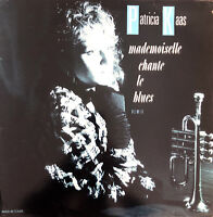 "Patricia Kaas ‎12"" Mademoiselle Chante Le Blues Remix - France (VG+/EX)"