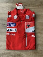 2011 Ducati Motogp Team Issues Only Polo Shirt,  Valentino Rossi / Nicky Hayden