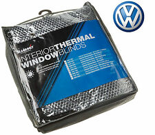 VW Transporter T5 Internal Thermal Blinds 3 Piece Window blind Kit SUM-1295
