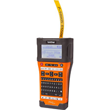 Brother PT-E550WVP Electrician's Handheld Label Printer