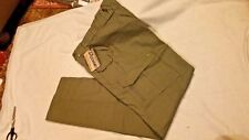 BlackHawk Performance Series Tactical Cotton Pants OLIVE DRAB NWT SEALED 28 X 36