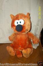 "Heathcliff Orange Cat Plush 12"""