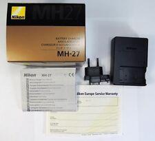 Nikon MH-27 chargeur de batterie type EN-EL20