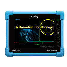 Micsig Pro Automotive Tablet Oscilloscope ATO1104 DSO Analyzers 1 GSa/s + gifts