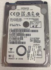 """Hitachi 320GB 2.5"""" Sata Thin 7Mil 2.5"""" 7200rpm SATA H/D Hard Drive HD Z7K320-320"""