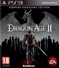 Dragon Age 2  Signature Edition    PS3   NUOVO !!!