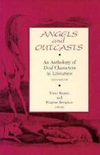 Angels and Outcasts : An Anthology of Deaf Characters in Literature-ExLibrary