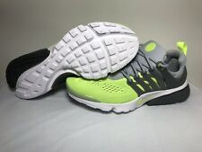 1818c9444500 Nike Air Presto Ultra BR Wolf Grey Volt Mens Shoes Size 10 898020-004