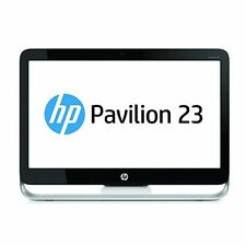 "HP Pavilion 23"" 23-g010 All in One Desktop Windows 8.1 AMD CPU 500GB HDD 4GB RAM"