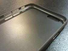 iPhone 6/6S plus 5,5 - Carcasa Funda UltraSlim 0,2 mm espesor - NEGRO BLACK mate