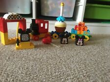 MICKEY Mouse Duplo Spares, Birthday Train, Roadster, And More