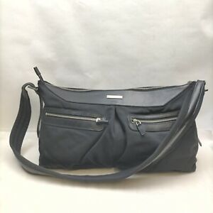 Gucci Shoulder Bag  Black Nylon 1511895