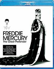 Freddie Mercury : The Great Pretender :  Blu-Ray (New & Sealed)