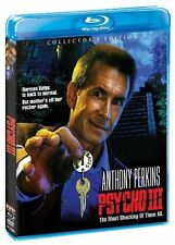 Psycho 3 (Blu-ray Disc, 2013, Collector's Edition)