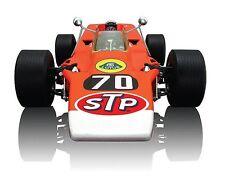 GRAHAM HILL LOTUS 56 STP TURBINE 1:18 INDY 500 RACE CAR TSM TRUESCALE MINIATURES