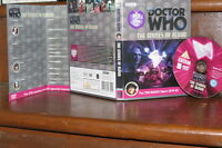 Doctor Who The Stones Of Blood (Edición Especial) Perfecto Estado Dr Tom Baker
