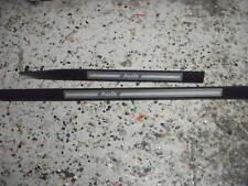 2004 AUDI A8 ROCKER PANEL NAME PLATE FRONT & REAR RIGHT