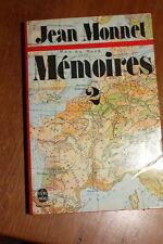 Jean Monnet . Memoires 2. Le livre de poche