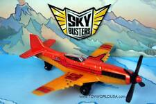 2012 Matchbox Skybusters Stunt Devil orange-yellow