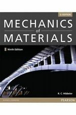 Mechanics of Materials by Russell C. Hibbeler (Paperback, 2013)