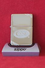 Zippo Lighter    CASE XX    Polished Chrome   Vintage Series