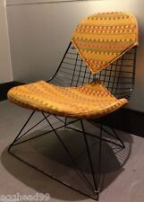 EAMES ALEXANDER GIRARD Fabric Cat's Cradle Base Vintage LKR HERMAN MILLER CHAIR!