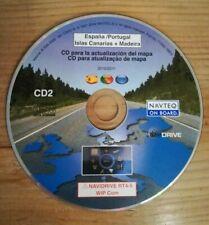 Navigazione CD rt4-5/Espana Portogallo 2010/2011 NaviDrive wipcom PEUGEOT CITROEN