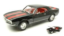 Chevrolet Camaro Z 28 1967 Black 1:18 Model LUCKY DIE CAST