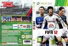 FIFA 12 EA SPORTS XBOX 360 PAL MANUALE INCLUSO