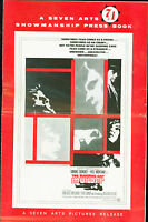 The Sleeping Car Murder 1965 Catherine Allégret, Jacques Perrin pressbook