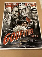The Godfather Part 2 18x24 See Picture 43/50
