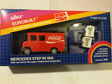 Siku Mercedes Step-In Van Coca Cola 1:55 Scale 1912 b1