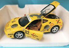 Giovanni Modelli 3368 Ferrari 360 Modena Baron Racing #82 NetGate Custom 1:18