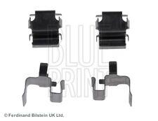 Brake Pad Fitting Kit fits JEEP COMPASS MK49 2.0D Rear 2006 on ADL Quality New