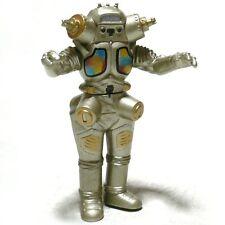 "KING JOE Bandai Mini Vinyl Figure Tokusatsu Robot Kaiju 4"" Toy Ultra Seven Mint"